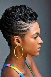braiding hairstyles ideas black