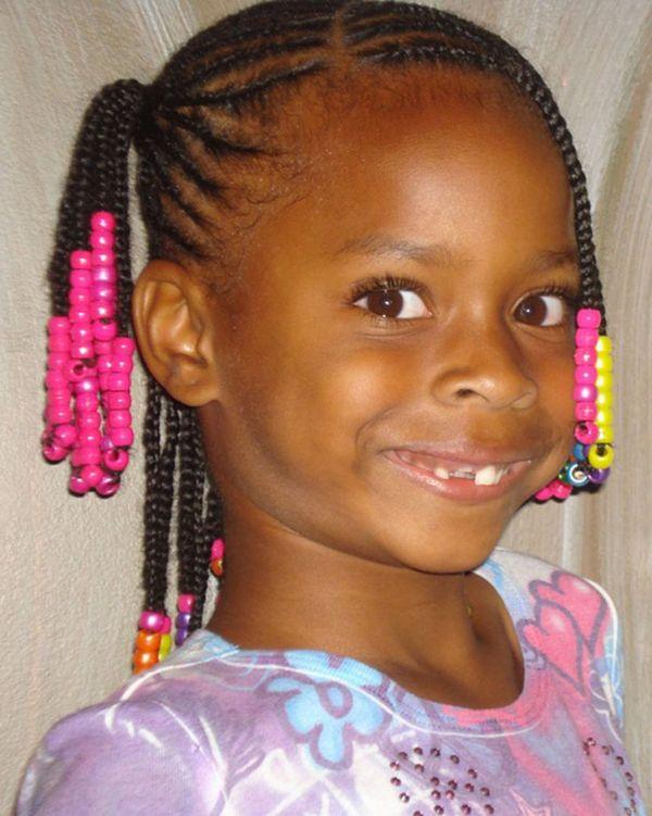 30+ Little Black Curls Hairstyles - Hairstyles Ideas - Walk the Falls