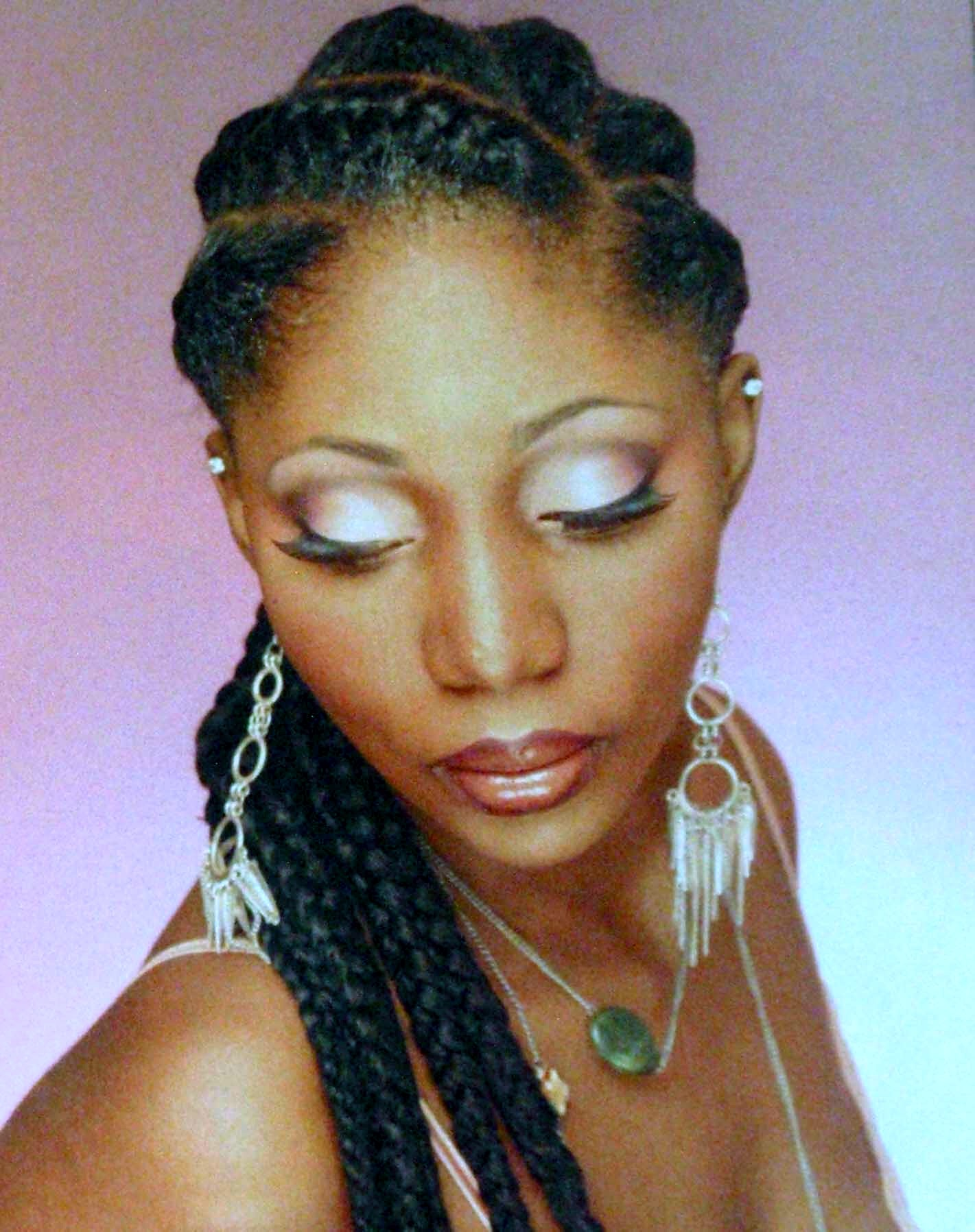 Braiding Hairstyles Ideas For Black Women  The Xerxes