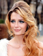 party hairstyles medium length