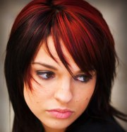 red hairstyles ideas girl