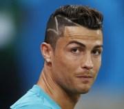 cristiano ronaldo hairstyle collection