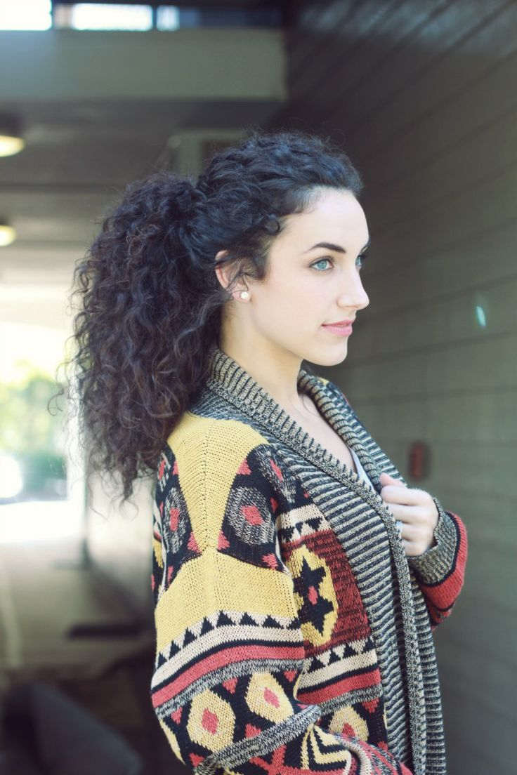 Natural Curly Hairstyles  The Xerxes