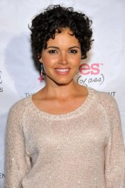 tight curly hairstyles ideas