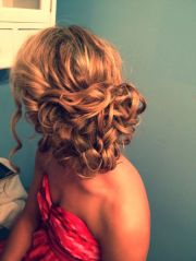 curly hairstyles prom night