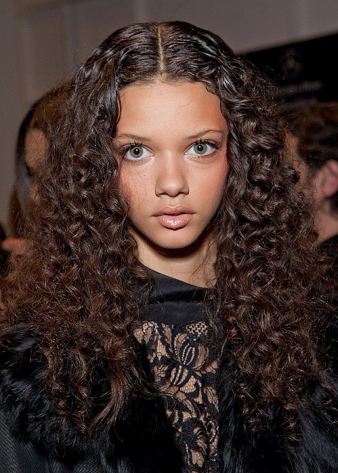 Gorgeous Hairstyles for Girls with Curly Hair  The Xerxes