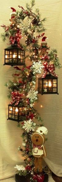 Classy Christmas Decorations Ideas - The Xerxes