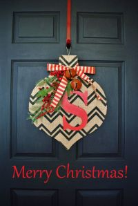 40+ Christmas Wreaths Decoration Ideas - The Xerxes