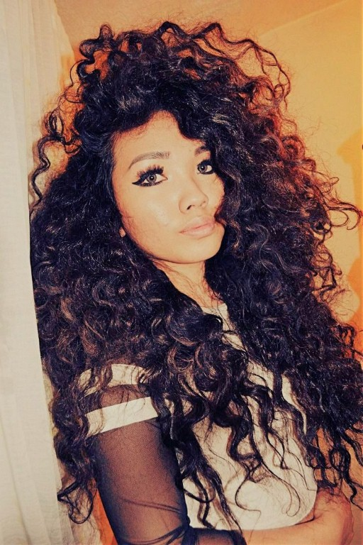 15 Incredibly Cute Styles For Naturally Curly Hair The