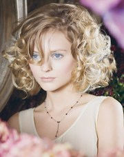 curly hairstyles teen