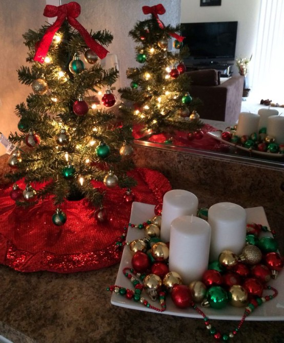 Holiday Decorating Ideas For Small Spaces The Xerxes