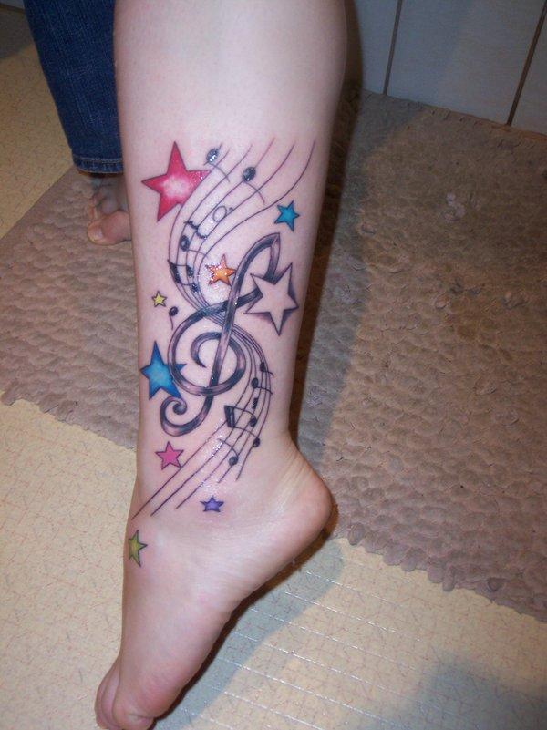 Rock Music Tattoo Ideas