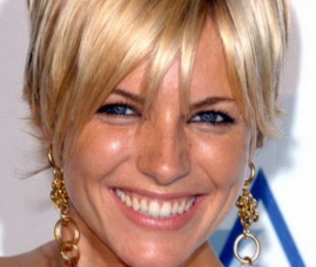 Short Hairstyles For Women Over  With Fine Hair