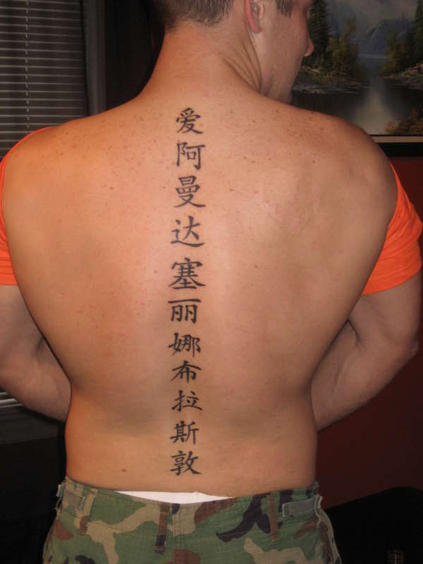 cool chinese tattoos ideas