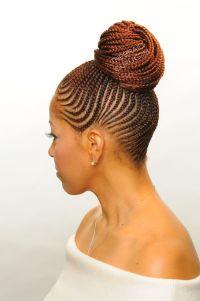 25 African Hair Braiding Styles - The Xerxes