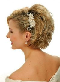 25 Most Favorite Wedding Hairstyles for Short Hair - The ...