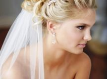 25 Wedding Hairstyles for Long Hair - The Xerxes
