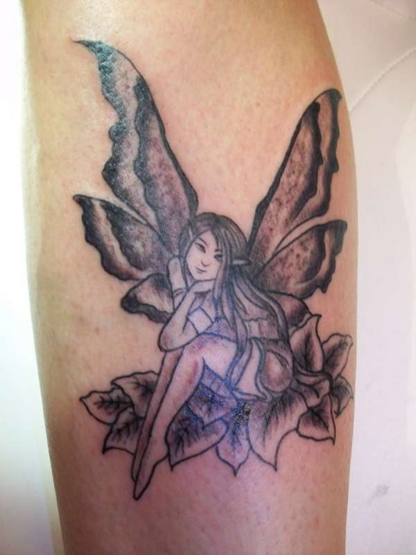 Fairy Tattoo Designs for Women