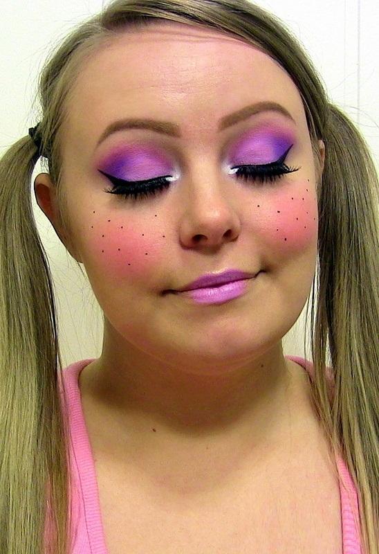 Cute Halloween Makeup Ideas  The Xerxes