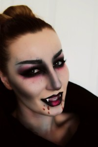 Halloween Vampire Makeup Ideas - The Xerxes