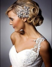 wedding & bridal hairstyle