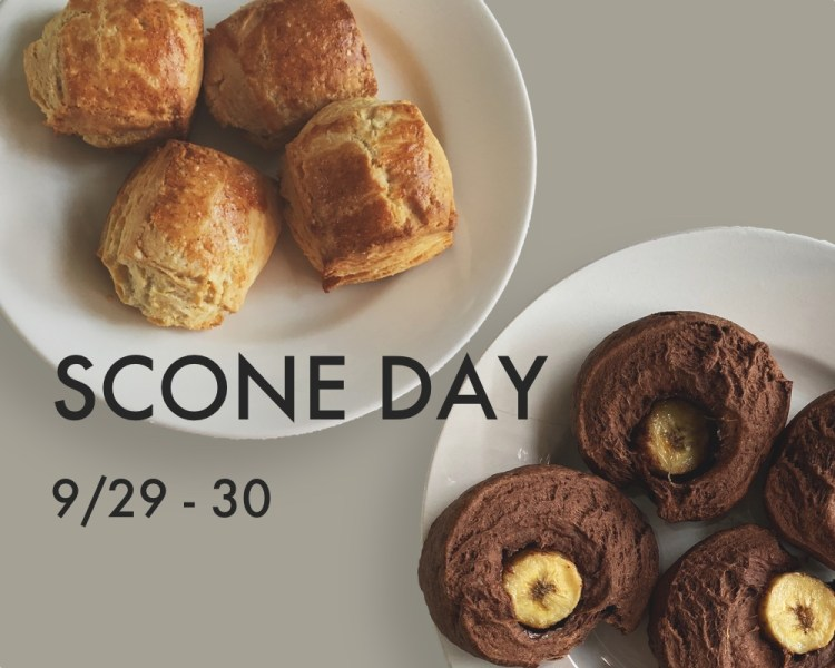 scone day