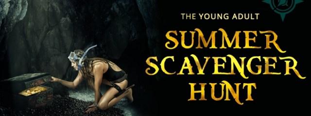 The YA Summer Scavenger Hunt (free books and giveaways!)