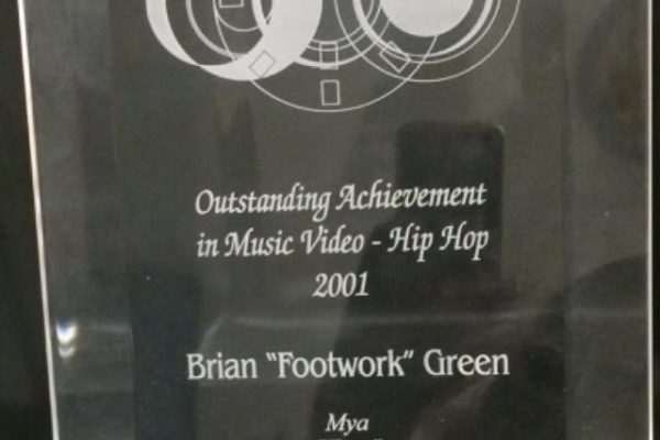 Outstanding Achievement In Music Video Hip Hop 2001