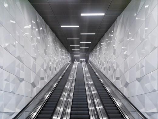 U-Bahnhof Broeg