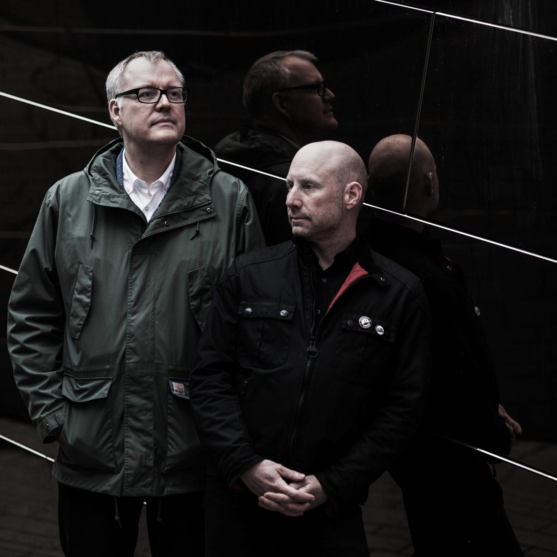 Michael Wenzel (links) und Sven-André Dreyer, Foto: Michael Stelzmann