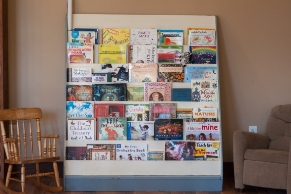 Showcasing our lovely AMCM book list (plus some extras that I use here and there)