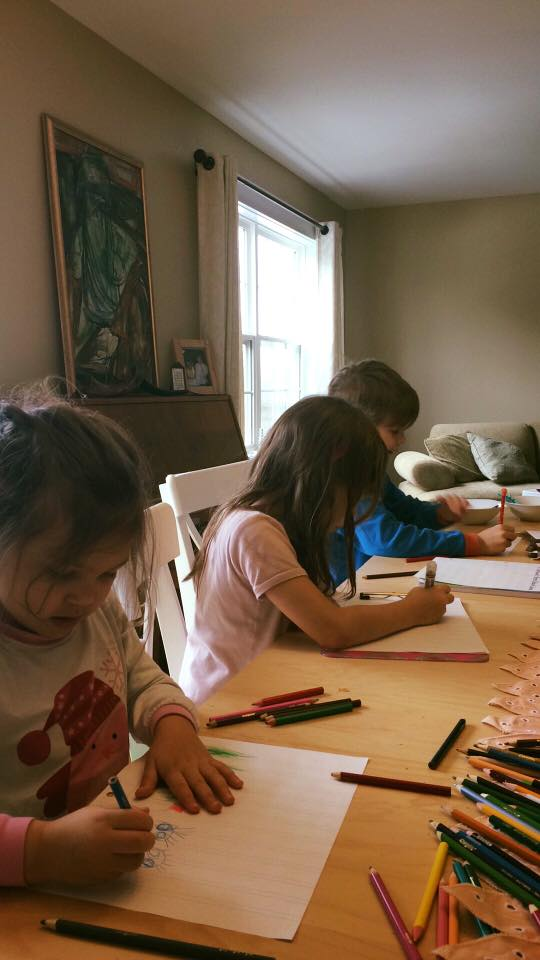 Getting back into your homeschooling routine no matter how long or short a homeschool break can be challenging, these 3 tips can help you ease back into it!