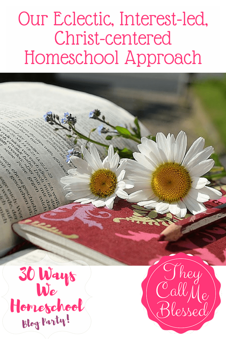 Christ-centered homeschool
