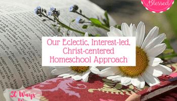 Christ-centered homeschool