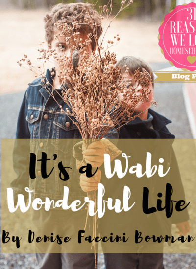 It's a Wabi Wonderful Life