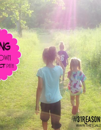 Leading My Kids Down God's Perfect Path