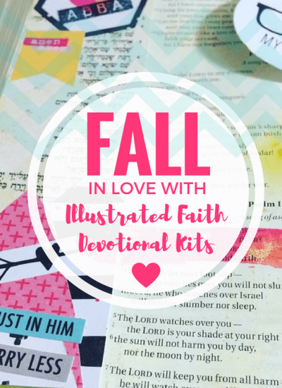 Illustrated Faith Devotional Kits