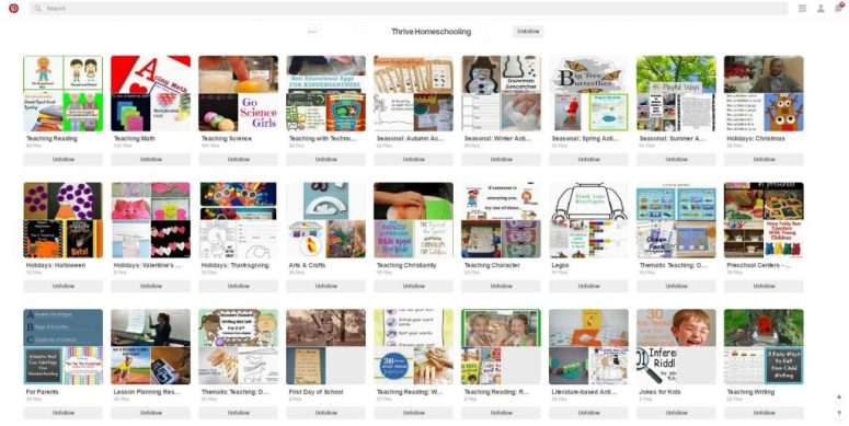Homeschool Digital Files