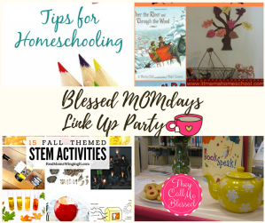 Blessed MOMdays Link Up Party #5