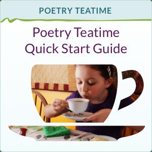 Poetry Teatime