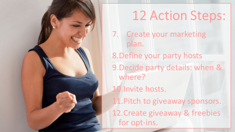 Grow Your Blog Partying Webinar Replay