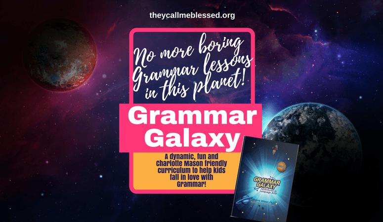 Grammar Galaxy: No More Boring Grammar Lessons!