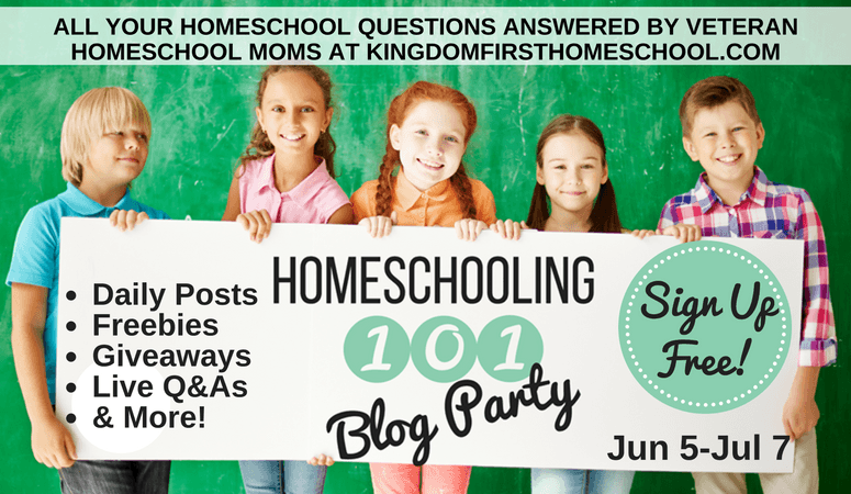 Need a Homeschooling 101 Crash Course?