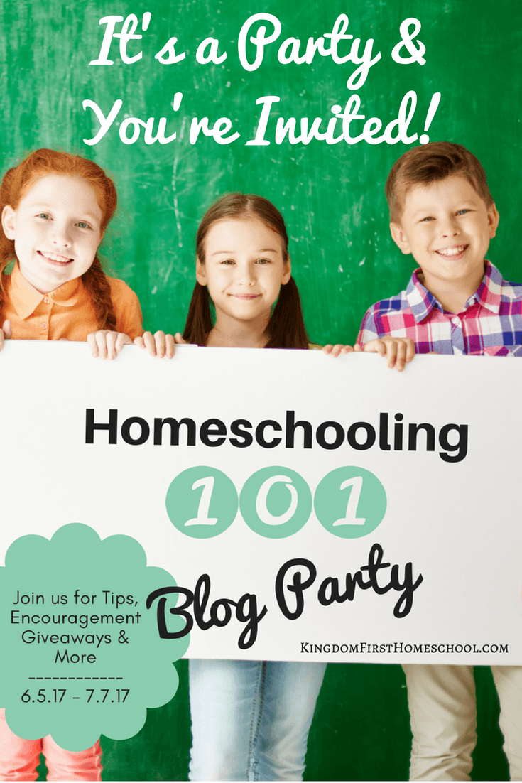 All your homeschool questions answered by veteran homeschool moms at KingdomFirstHomeschool.com