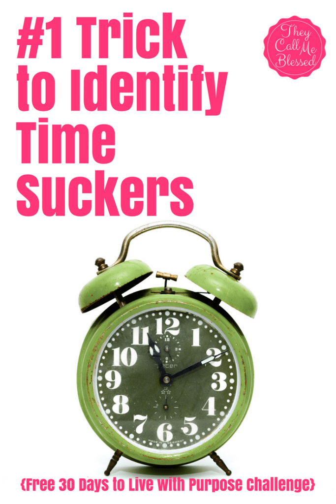 #1 Trick to Identify Time Suckers