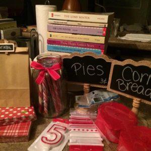 Laura Ingalls Wilder - Ariella's Little House Birthday Party