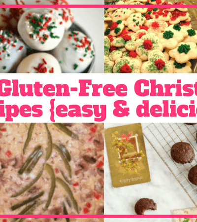 20+ Gluten-Free Christmas Recipes (1)