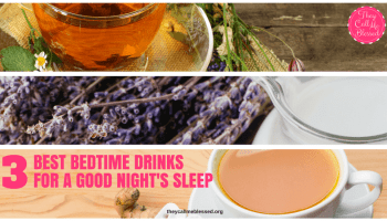 3 Best Bedtime Drinks for a Good Night's Sleep