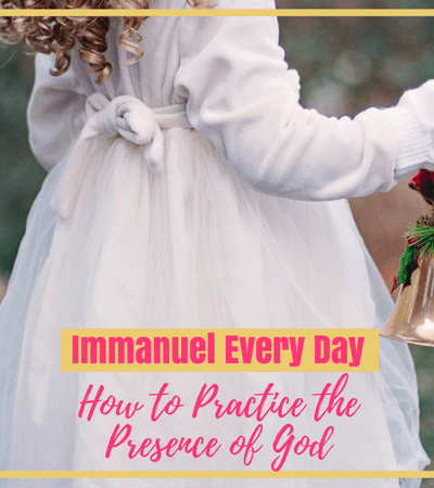 Immanuel Every Day: How to Practice the Presence of God