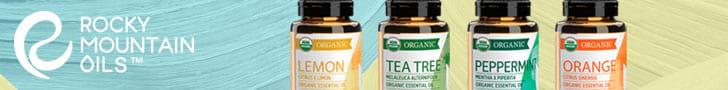 RMO 100% Pure Essential Oils